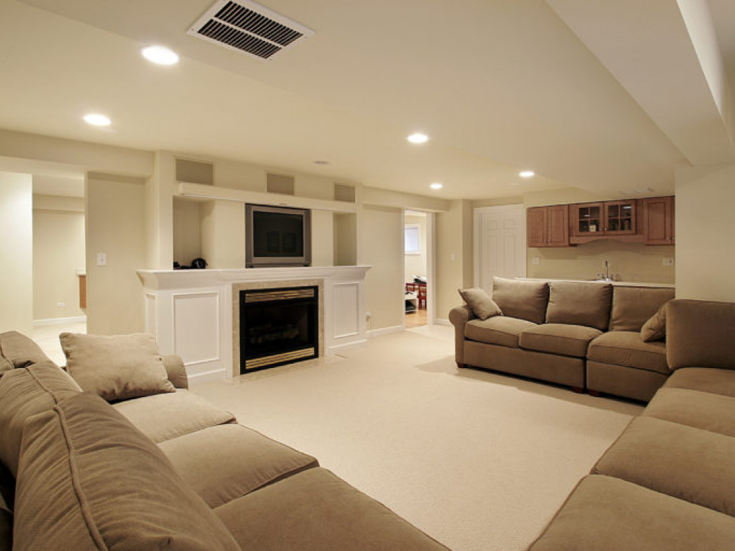 Finished Basements In Hadley & Northampton, MA